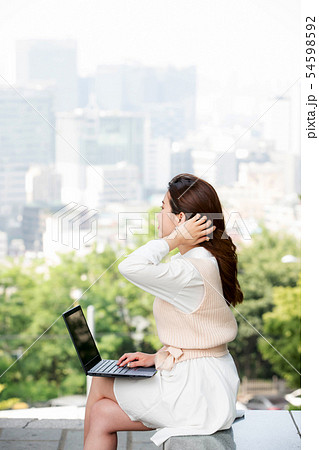少女 モデル 54598592