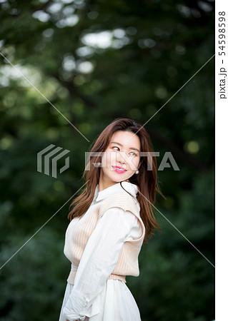 少女 モデル 54598598
