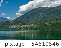 Caldonazzo lake and Italian Alps - Trentino Italy 54610546