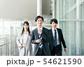 ビジネス チーム 笑顔 54621590