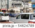 【都電荒川線】・飛鳥山付近・路面電車 54624789
