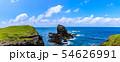 牧崎園地(微笑むゴリラ岩) パノラマ 【長崎県壱岐市】 54626991
