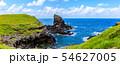 牧崎園地(微笑むゴリラ岩) パノラマ 【長崎県壱岐市】 54627005