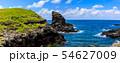 牧崎園地(微笑むゴリラ岩) パノラマ 【長崎県壱岐市】 54627009
