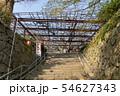 唐津城の石垣 54627343
