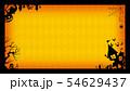背景-ハロウィン-フレーム-グラデーション 54629437