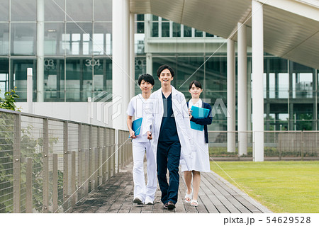 医療 医師 病院 チーム 54629528