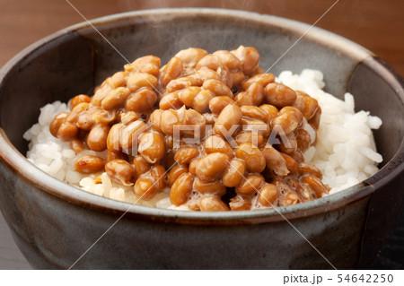 納豆ご飯 54642250
