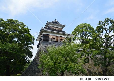 熊本城の「未申櫓(ひつじさるやぐら)」(熊本県熊本市中央区) 54643941