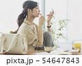 女性 ビジネスウーマン キャリアウーマンの写真 54647843