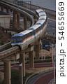 東京モノレール1000形(リニュアール塗装) 54655669