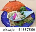 ワタリガニのほぐし身(蒸し蟹料理) 54657569