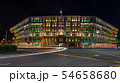 シンガポール・シンガポール情報通信芸術省(オールド・ヒル・ポリス・ステーション) 夜景 54658680