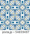 Portuguese tiles 54659497