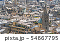 Aerial View of Old Town Genoa. Genova Skyline, 54667795