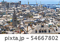 Aerial View of Old Town Genoa. Genova Skyline, 54667802