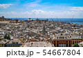 Aerial View of Old Town Genoa. Genova Skyline, 54667804