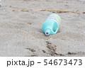 プラスチックごみ 海洋汚染 環境問題 海 砂浜 海岸 54673473