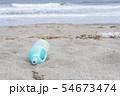 プラスチックごみ 海洋汚染 環境問題 海 砂浜 海岸 54673474