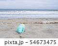 プラスチックごみ 海洋汚染 環境問題 海 砂浜 海岸 54673475
