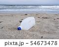 プラスチックごみ 海洋汚染 環境問題 海 砂浜 海岸 54673478