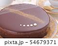チョコレートケーキ ティータイム 54679371