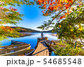 秋の白駒の池 朝焼け 【長野県】 54685548