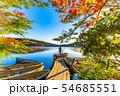 秋の白駒の池 朝焼け 【長野県】 54685551