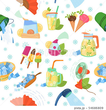 Cooling things for summer pattern 54686809