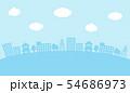 空と街並み 54686973