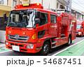 消防車 54687451