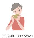 女性 スマホ 携帯 54688581