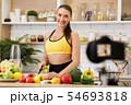 果実類 果物類 台所の写真 54693818