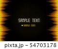 テクノロジーハニカム イエロー 54703178