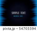 テクノロジーハニカム 青 54703394