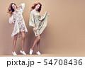 女性 ショッピング 買い物の写真 54708436