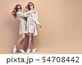 女性 ショッピング 買い物の写真 54708442