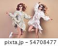 女性 ショッピング 買い物の写真 54708477