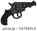 The classic short revolver 54708914