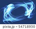 光の放射 54718930