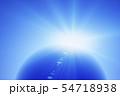 光の放射 54718938