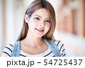 書籍 本 女性の写真 54725437