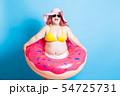 fat asian girl in summer 54725731
