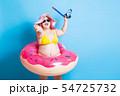 fat asian girl in summer 54725732
