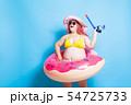 fat asian girl in summer 54725733
