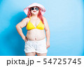 fat asian girl in summer 54725745