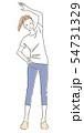 体操 女性 54731329