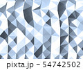 抽象的な背景 三角形 54742502