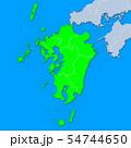 九州地図 54744650
