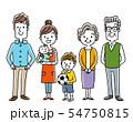 家族:3世代 54750815